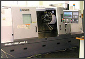 Okuma Spaceturn LB400M – 2007