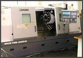 Okuma Spaceturn LB400M – 2007