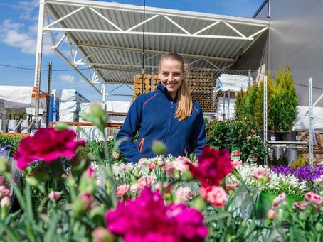 Planlegger lang karriere i butikkbransjen