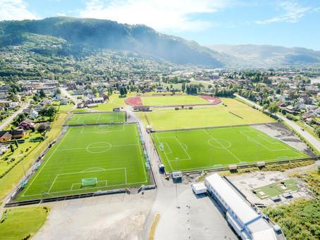 Idrettsparken på Orkanger