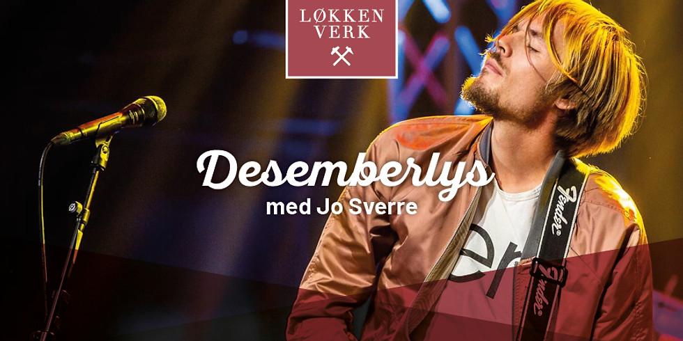 Desemberlys med Jo Sverre