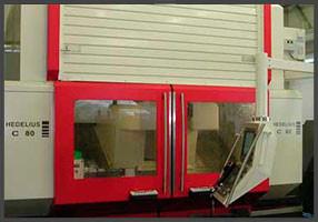 Hedelius C80 – maskineringssenter – 2007