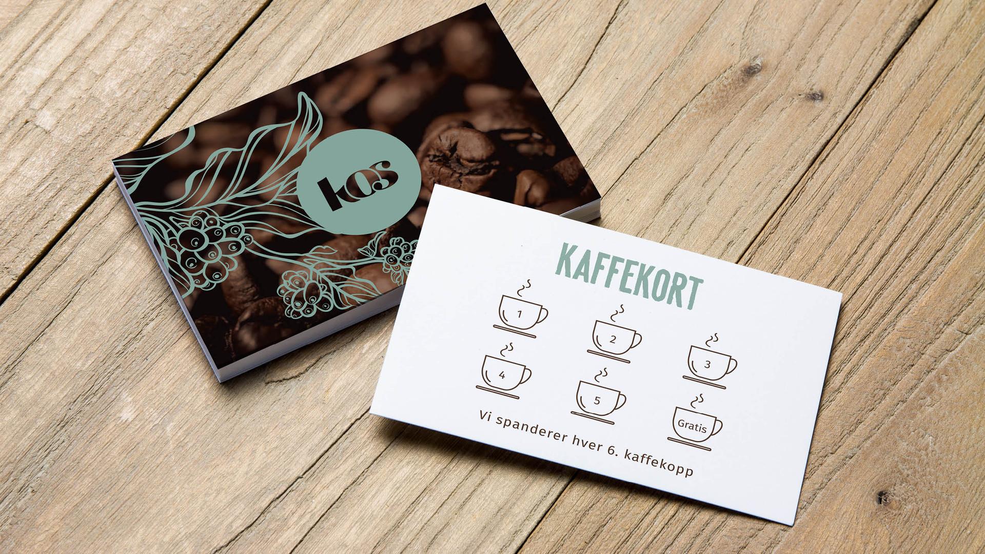 Kaffekort