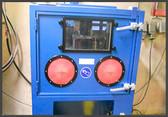 Strahlboss E100 -sandblåsekabinett