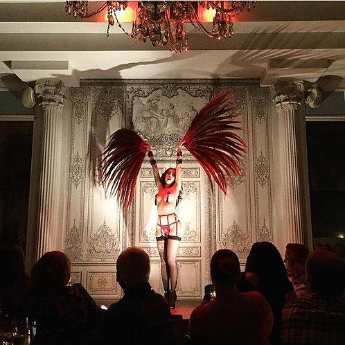 Showgirl Around The World Zoom Class