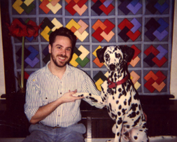 """""""Card Tricks"""" quilt by Todd DuBay"""