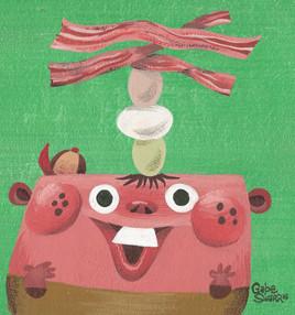 Bacon and Eggs Boy