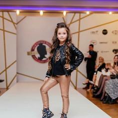 Our Little Miss Moldova