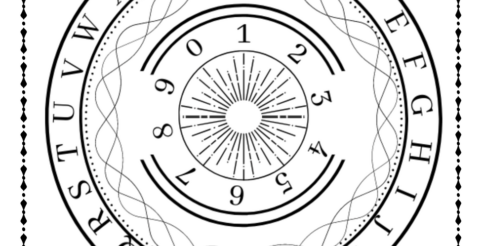Pendulum Charts { Charts}