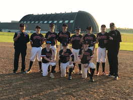Spikes 14u McGill