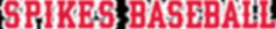 Spikes Baseball Script Logo.png