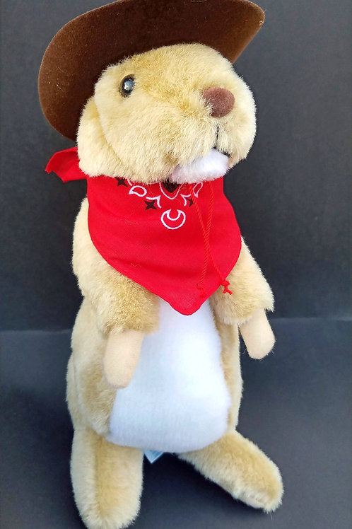 Santa Fe Sam Plush Toy