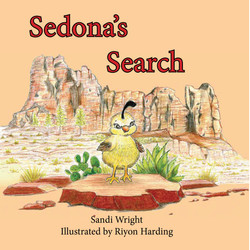 Sedona's Search Cover or Title Page