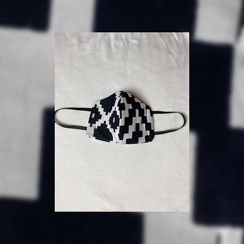 Face Mask (Black/White)