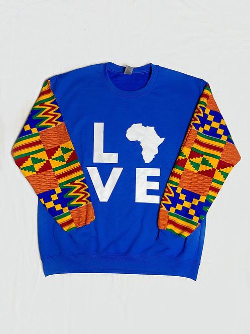 (Blue) Love Africa