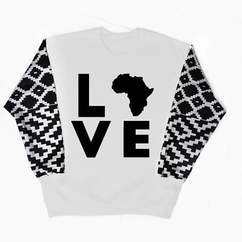 (White/Black) Love Africa