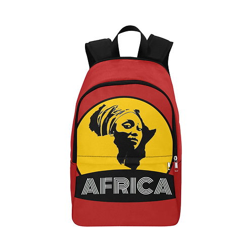 Red Africa Backpack