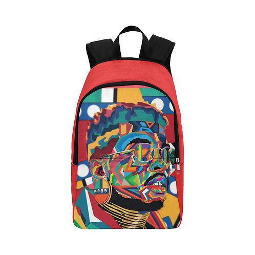 Multi Color Artist Backpack