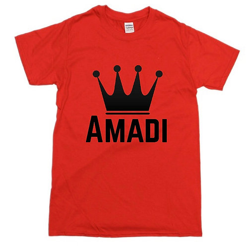 Amadi Tee (Color Options)