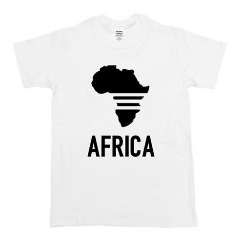 Kids Africa Original Shirts (Color Options)