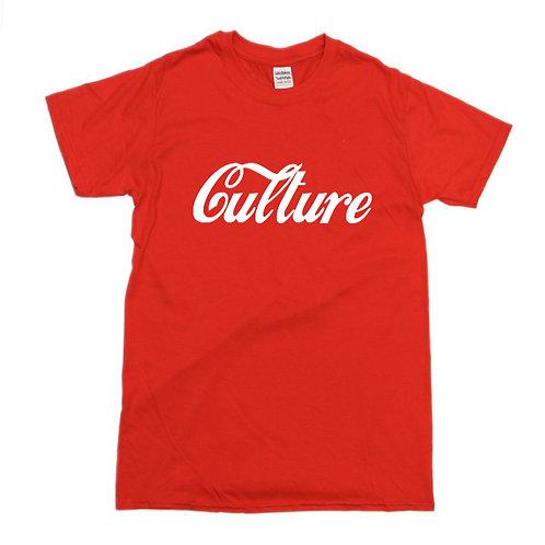 Culture T Shirt (Color Options)