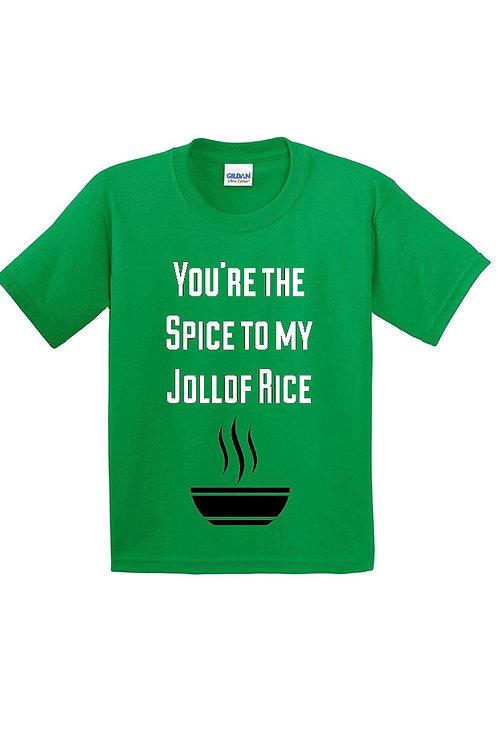 Jollof Rice (Color Options)