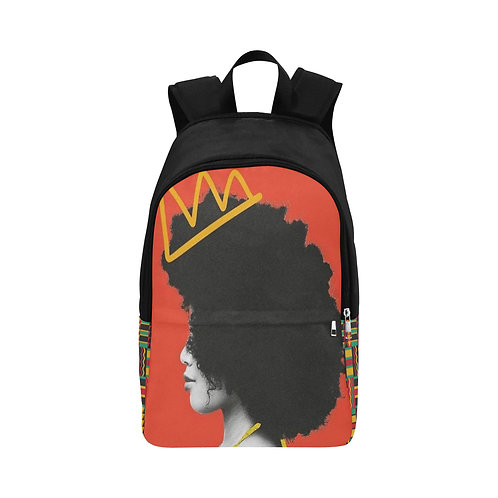 Afro Kente Backpack