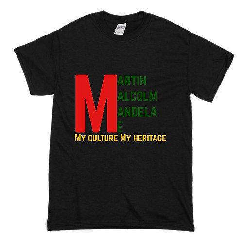 Kids Culture T Shirt (Color Options)