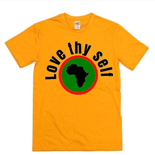 Kids Love Thy Self T-Shirt (Color Options)