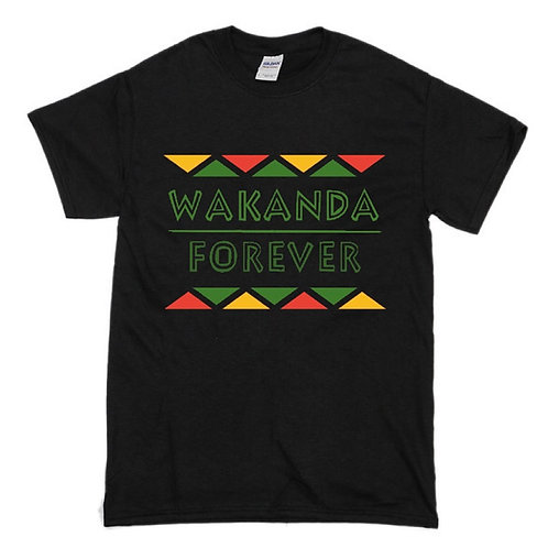 Kids Wakanda Forever (Color Options)