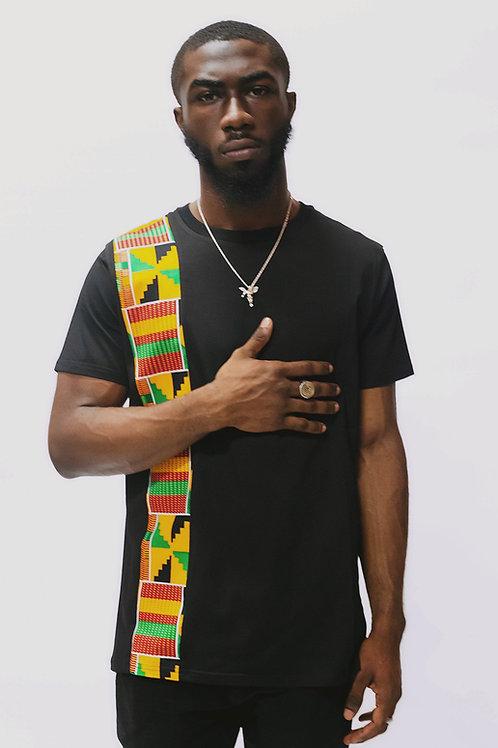 Kente African Print T-Shirt