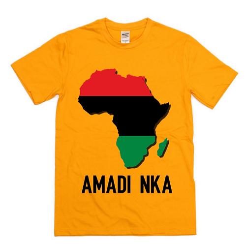 Amadi Nka T Shirt (Color Options)