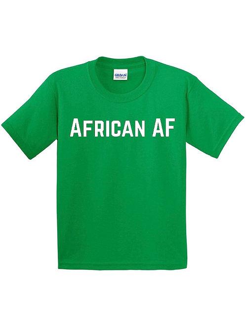 African AF (Color Options)