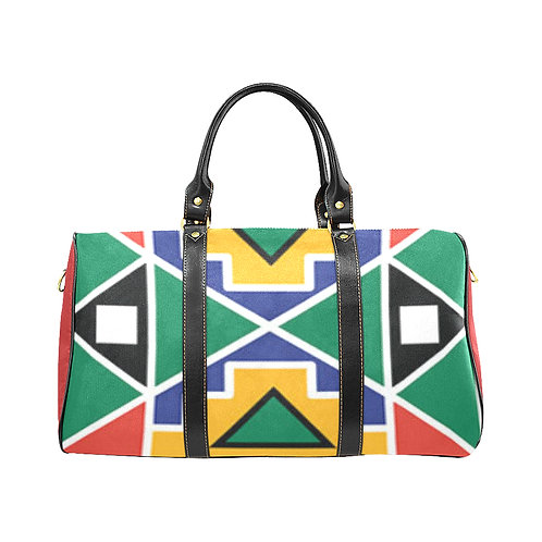 South Africa Large Travel Bag