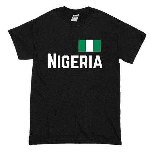 Nigeria (Color Options)