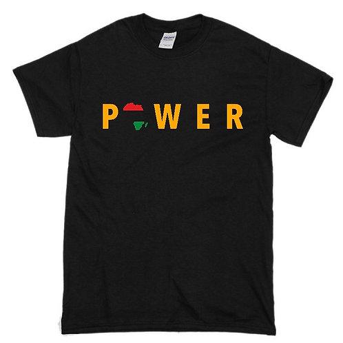 Kids Power T Shirt (Color Options)