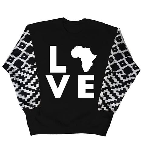 (Black/White) Love Africa
