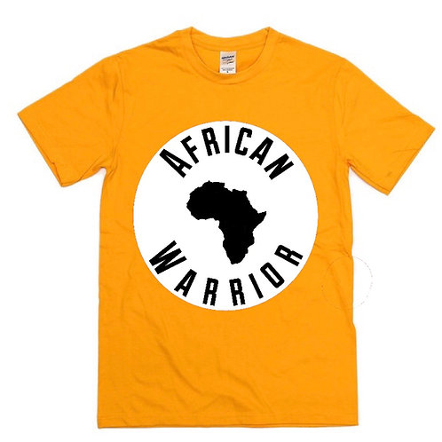 African Warrior (Color Options)