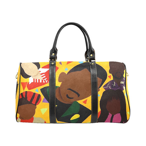 Melanin Large Travel Bag