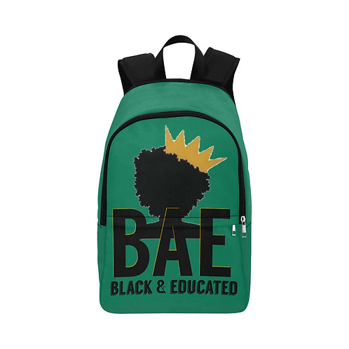 BAE Black & Educated Backpack