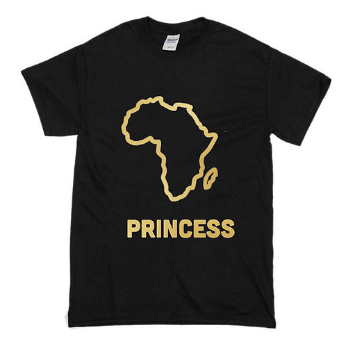 Gold Princess (Color Options)