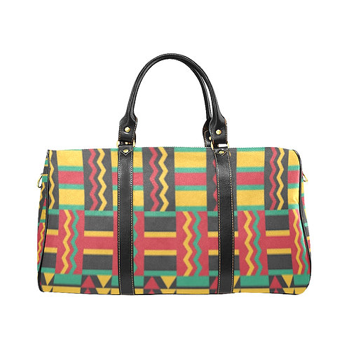 Kente Large Travel Bag