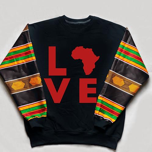 (Black/Red) Love Africa