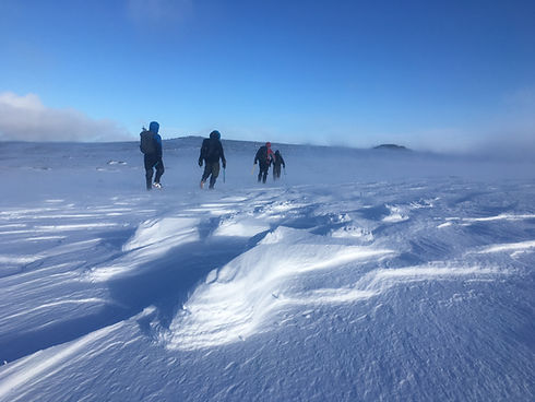 Cairngorm Winter Skills
