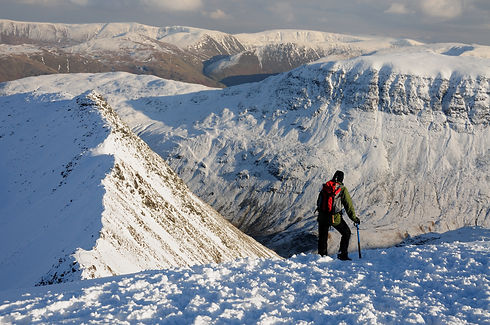 Lake District Winter Skills