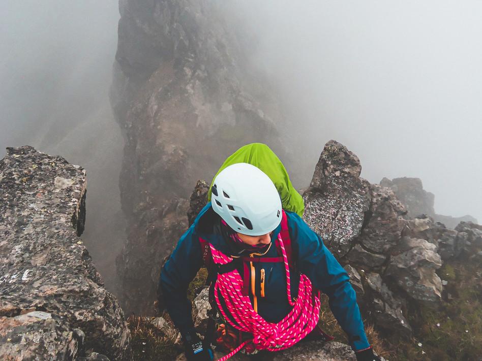 Pinnacle Ridge St Sunday Crag