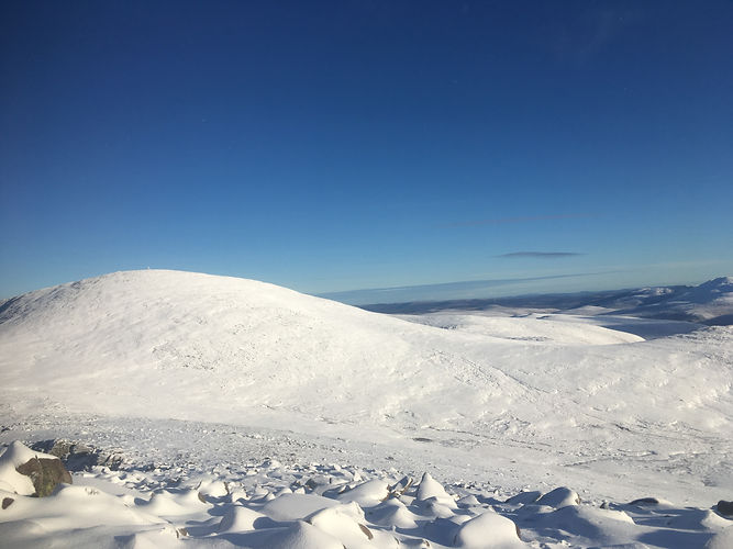 Ben Macdui and Cairngorm - Open Ascents