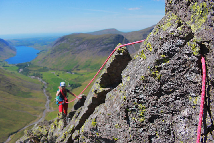 Great Gable and Needle Ridge - Open Asce