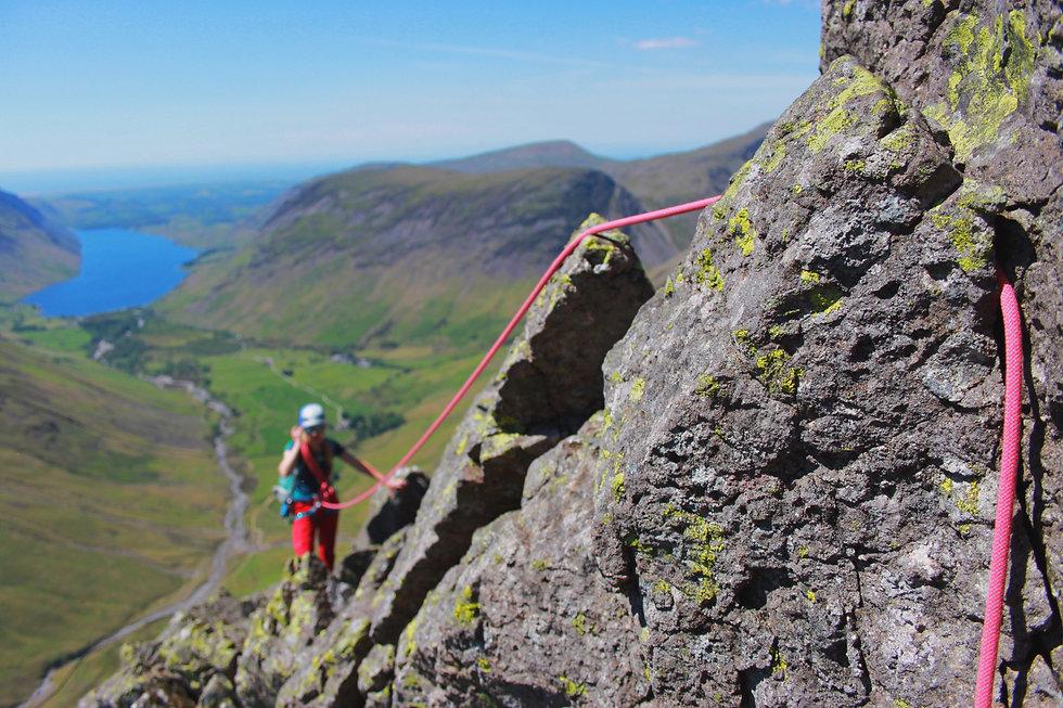 Great Gable and Needle Ridge - Open Asce