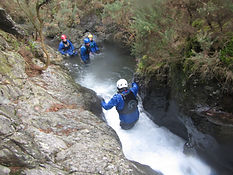 Lake District Ghyll Scrambling